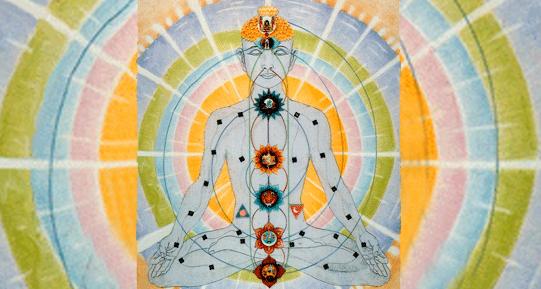 Les Chakras – Centres de force dans l'homme