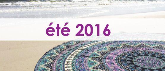 Festivals Été 2016
