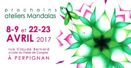 atelier de Mandalas a Perpignan
