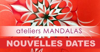 ATELIERS MANDALAS – YONI : nouvelles dates!