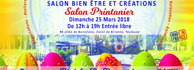 Salon au péniche La Timoniere: DIMANCHE 25!!!