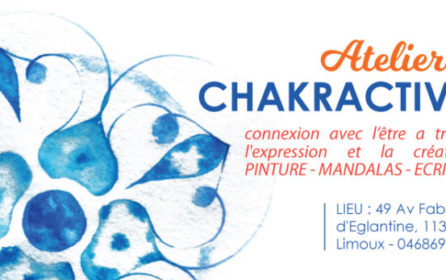 Ateliers CHAKRACTIVO – Limoux