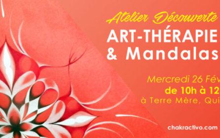 Atelier Découverte: Art-thérapie et Mandalas